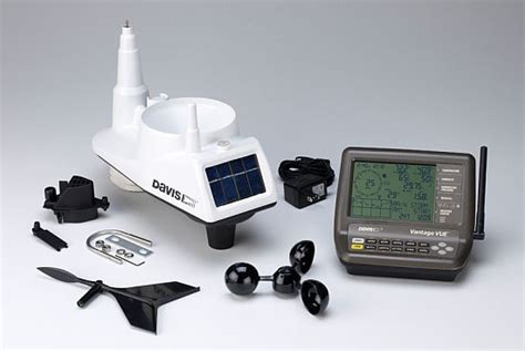 davis intros solar powered weather station at ces 2010