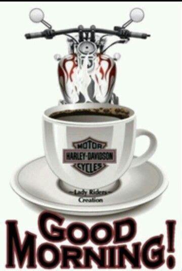 Harley Davidson Morning by Morning Harley Davidson Harley Stuff