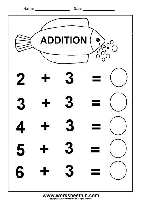 printable addition games for kindergarten addition 6 worksheets printable worksheets pinterest