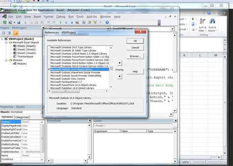format email body javascript excel vba html email code send email from excel with