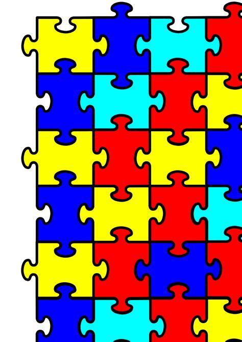 jigsaw pattern svg jigsaw clipart clipart panda free clipart images