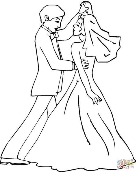 wedding colouring pictures desenho de dan 231 a de casamento para colorir desenhos para