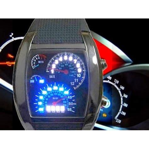 le led moto montre digital tableau de bord voiture moto led achat et vente