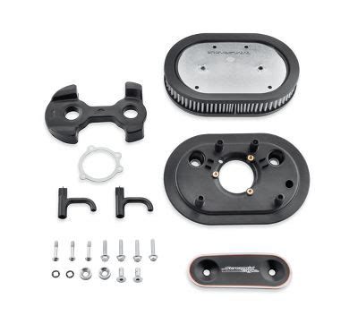 eagle rubber st screamin eagle stage i sportster air cleaner kit air