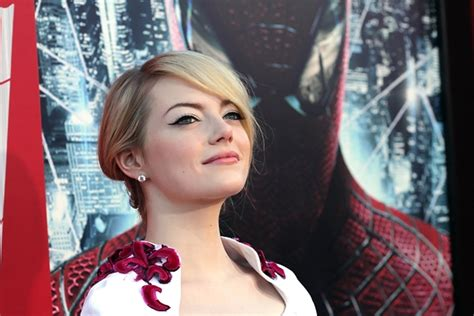 emma stone poster july news bits criterion emma stone spiderman darius