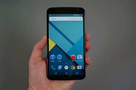 android nexus 6 nexus 6 goes back to android 7 0 nougat