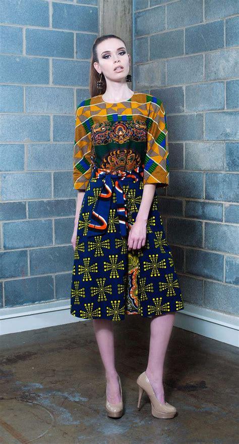 Skirt And Blouse Ankara 2017 by Ankara Skirt And Blouse Styles 2017