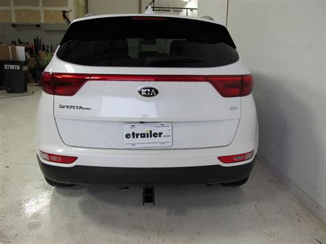 Kia Sportage Tow Hitch 2017 Kia Sportage Trailer Hitch Draw Tite