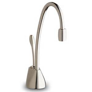 kitchen faucets indulge contemporary instant water dispenser by insinkerator