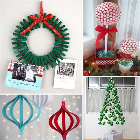 diy christmas decorations diy christmas decorations kids will love popsugar moms