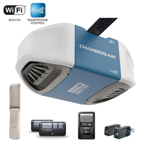 chamberlain garage doors troubleshooting chamberlain whisper drive garage door opener