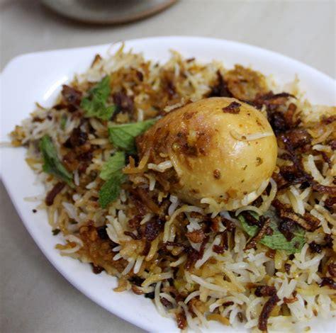 Kitchens Of India Hyderabadi Biryani Recipe Hyderabadi Egg Biryani Recipe Egg Dum Biryani Recipe