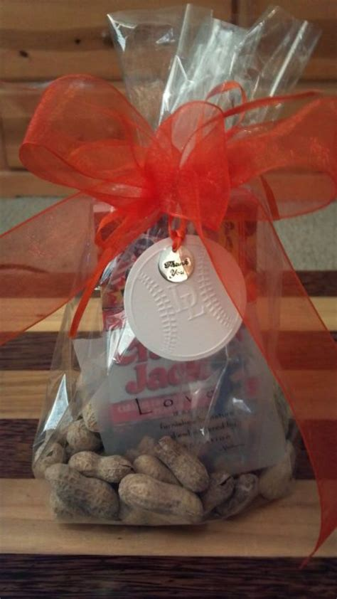 baseball themed wedding favor weddingbee photo gallery