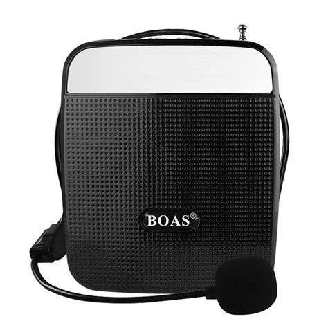 My Classic Lifier Portable Speaker genuine boas bq 800 voice lifier portable waistband microphone speaker for teachers etc