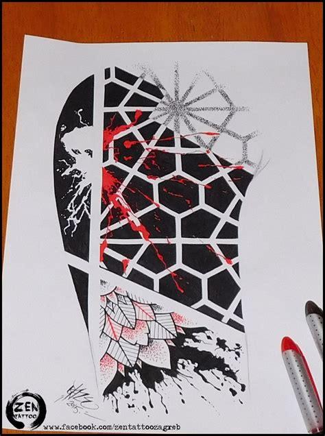 geometric tattoo design abstract geometric design by blazeovsky deviantart