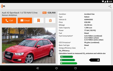mobile de germany used cars mobile de vehicle market android apps on play