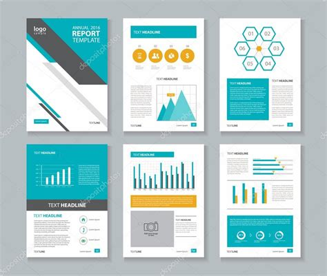 report layout download company profile annual report brochure flyer layout