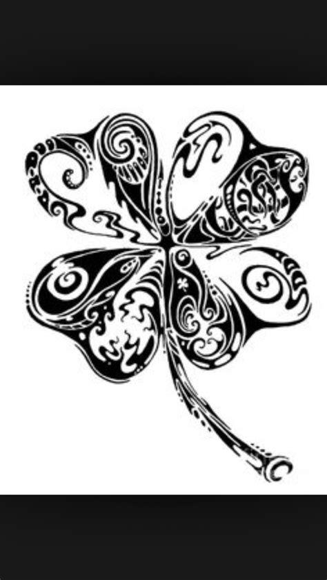 Trevo Tribal | Tatoo, Tattoo tribal, Tatuagens novas