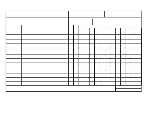 printable hand receipt section ii hand receipt tm 5 4310 348 14 hr0004
