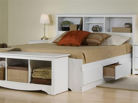 king size bookcase headboard in beds and headboards king size platform bed with storage and bookcase headboard