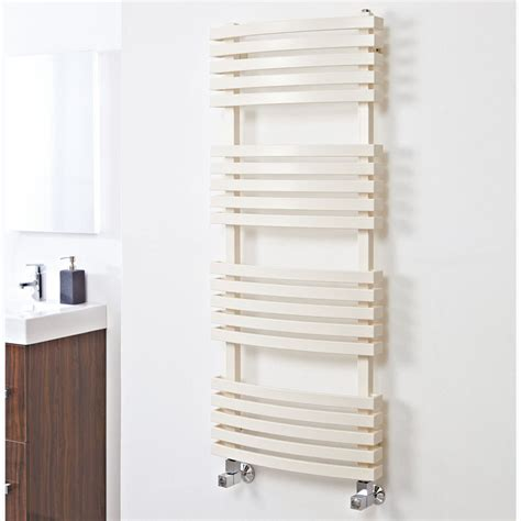 White Bathroom Radiator by Oto White Bathroom Radiator Buy At Bathroom City