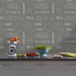 papier peint cuisine 20 exemples d 233 co pour l adopter