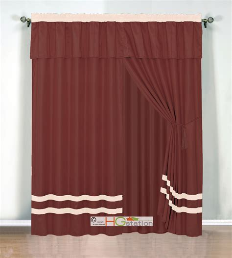 Rust Colored Curtains Designs 617237887351 Jpg