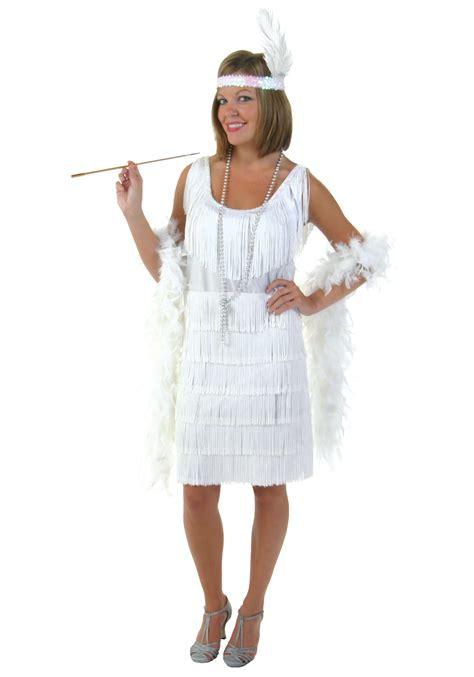 plus size flapper costume 1920s costumes 20s halloween plus size white flapper costume plus size 1920s flapper