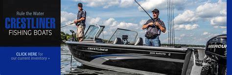 crestliner pontoon boat models home ray s sport marine moorhead mn 1 866 471 9101