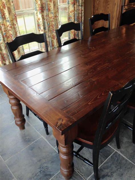 white farmhouse table plans farmhouse table based on white plans osborne wood