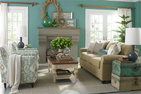 Aqua Living Rooms pin by amanda vought on living rooms