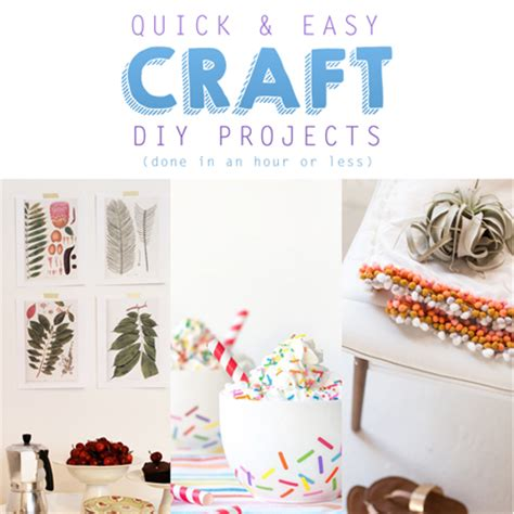 easy home projects for home decor quick easy home decor craft diy projects the cottage