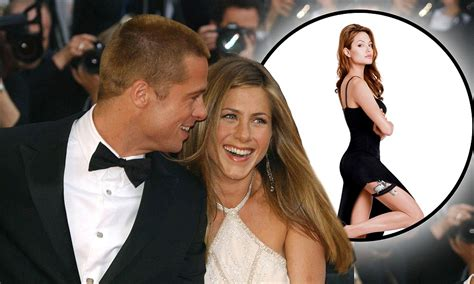 Angelinas Confesses His by Aniston Threw Brad Pitt Out After He Confessed