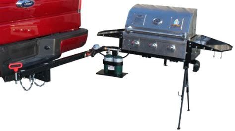 tailgating grill hitch mounted the best hitch mounted tailgate grills ratings and