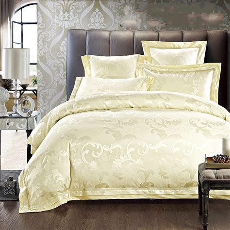 gold silk comforter compare prices on gold satin duvet cover online shopping