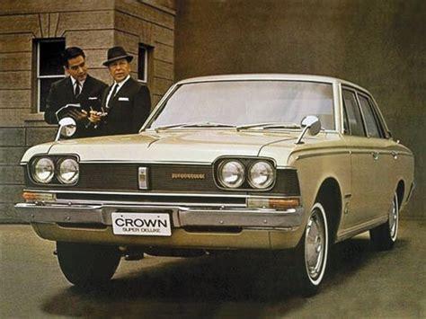 Classic Toyota Crown Toyota Crown Classic Metal