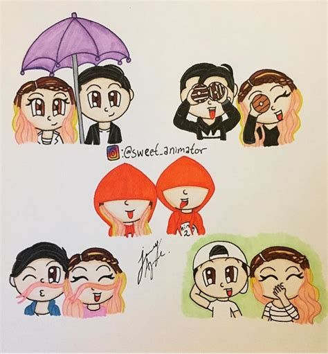 imagenes kawaii para dibujar de amistad skabeche y los polinesios los polinesios pinterest