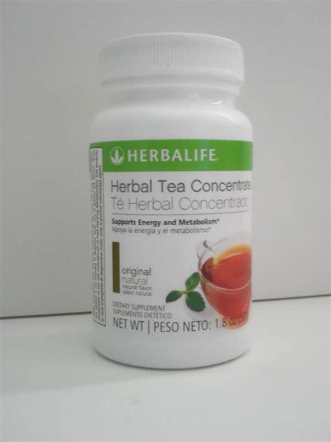 Teh Herbalife Concentrate herbalife herbal tea concentrate original 1 8oz