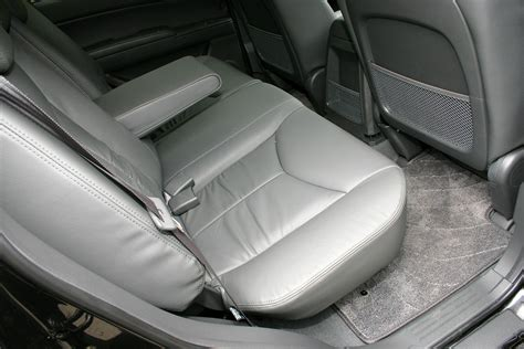 Ssangyong Kyron Interior by Ssangyong Kyron Estate 2006 2010 Rivals Parkers