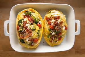 garlic my soul spaghetti squash recipe