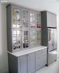 chinese kitchen cabinets brooklyn kitchen pass through cabinets with double sided glass