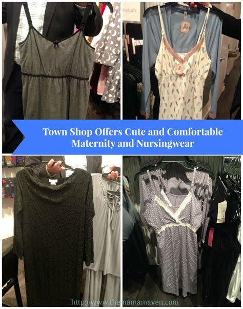 what stores have a maternity section town shop in nyc expands their maternity and nursing