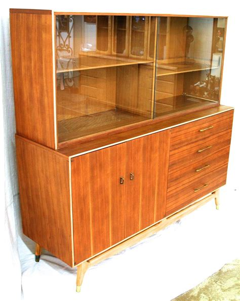 teak china cabinet mid century modern teak china cabinet by rway circa 1960 at 1stdibs