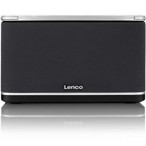 enceinte de salon sans fil lenco playlink 6 noir top achat