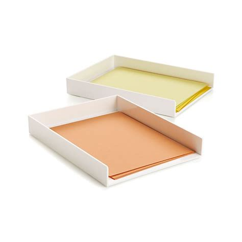 Poppin Letter Trays