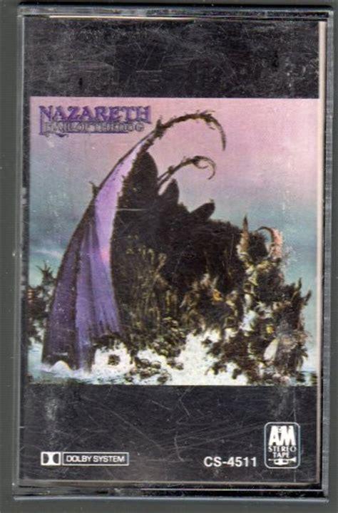 nazareth hair of the nazareth hair of the cassette
