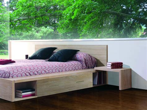 lit 2 places avec tiroirs en bois brin d ouest