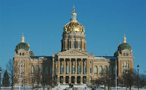 lincoln south des moines iowa united states capitol buildings