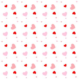 small wallpaper pink and red valentine heart background pink and red