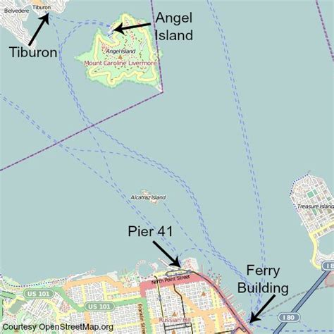 san francisco ferry map island ferry schedule tips for all ferries